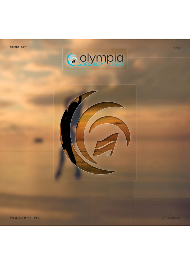 Olympia Catalog Cover