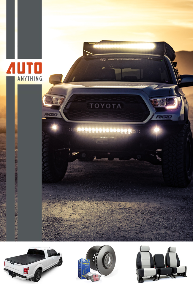 AutoAnything Catalog Cover