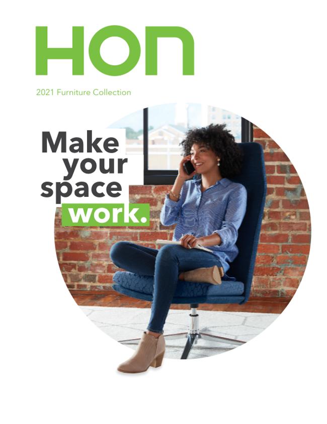 HON Furniture Catalog Cover