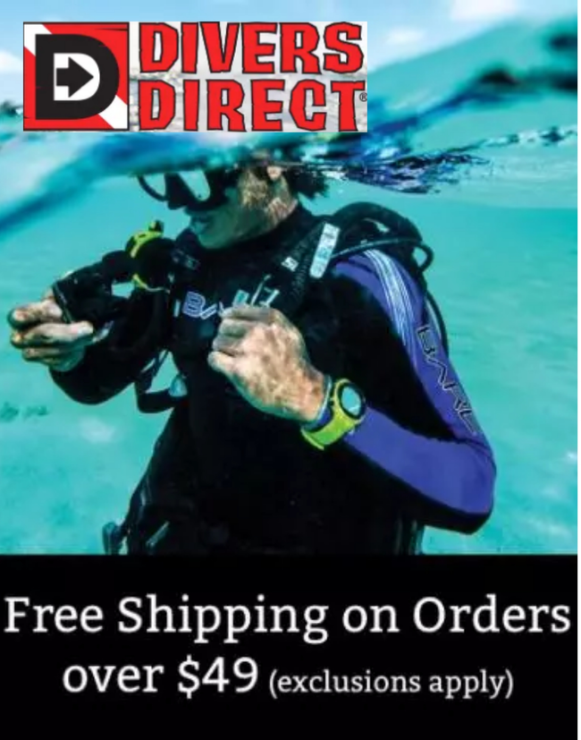 Divers Direct Catalog Cover