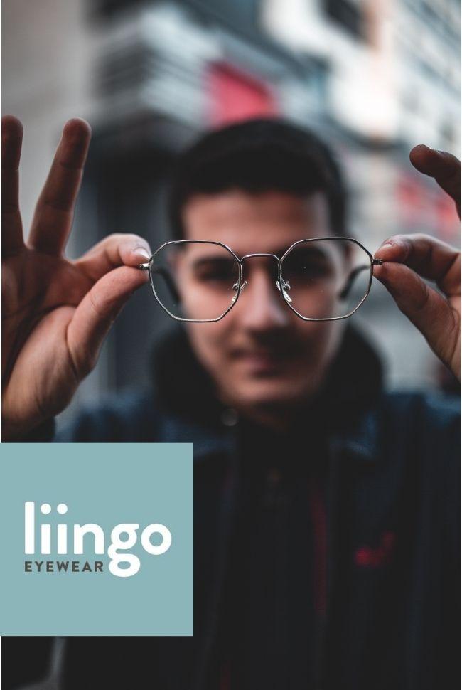 Liingo Eyewear Catalog Cover