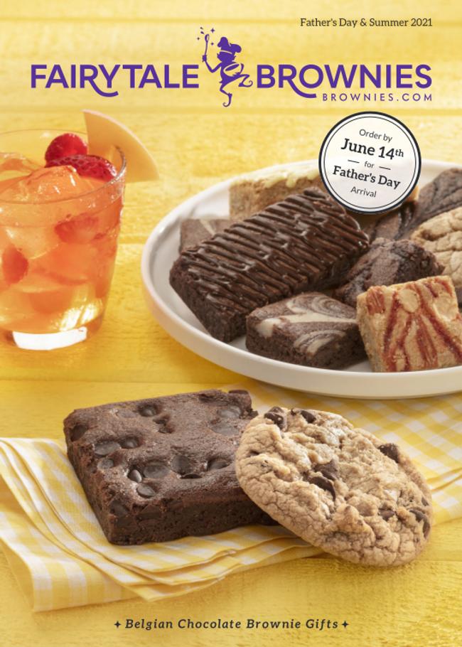 Fairytale Brownies Catalog Cover
