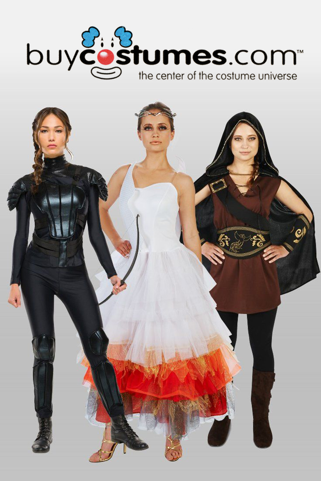Buy Costumes Catalog Cover