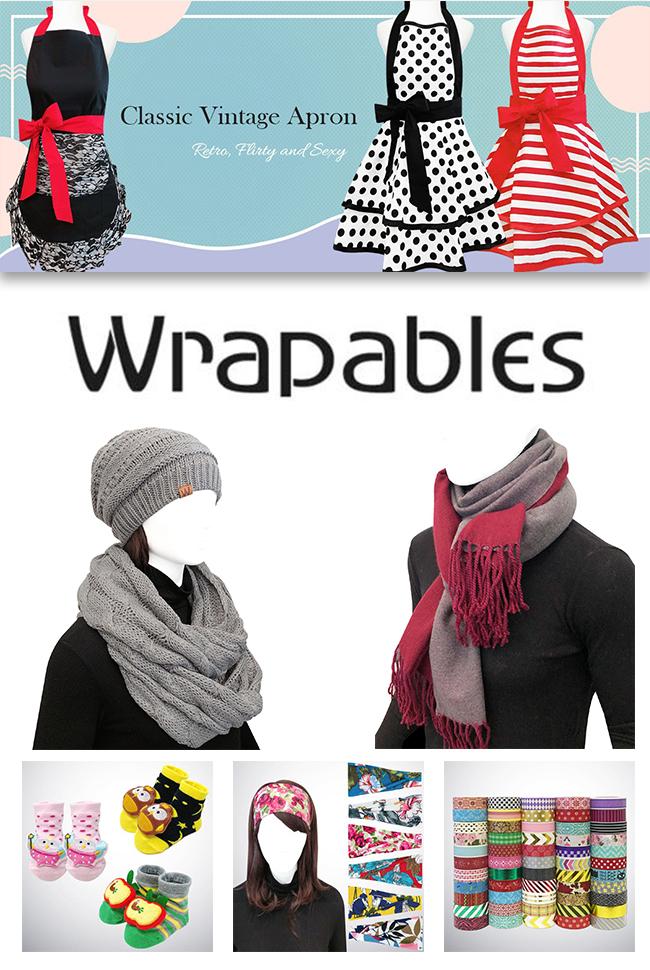 Wrapables Catalog Cover