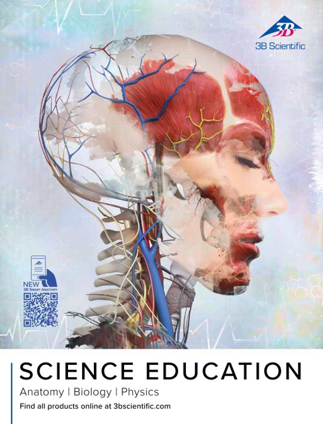 3B Scientific Catalog Cover