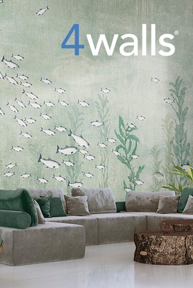 4Walls Catalog Cover