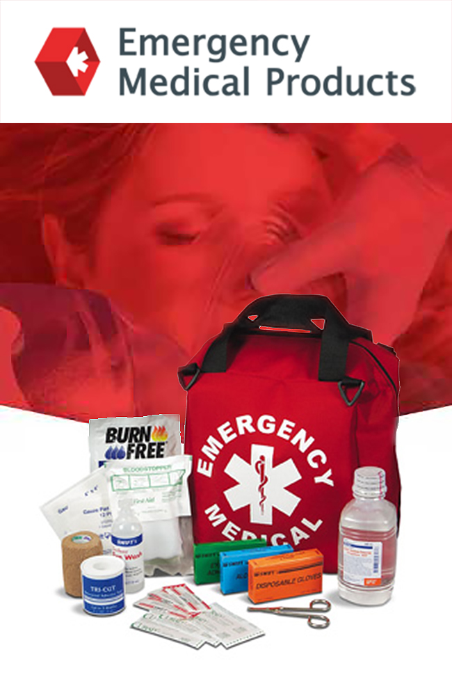 Emergency Medical Products Catalog Cover