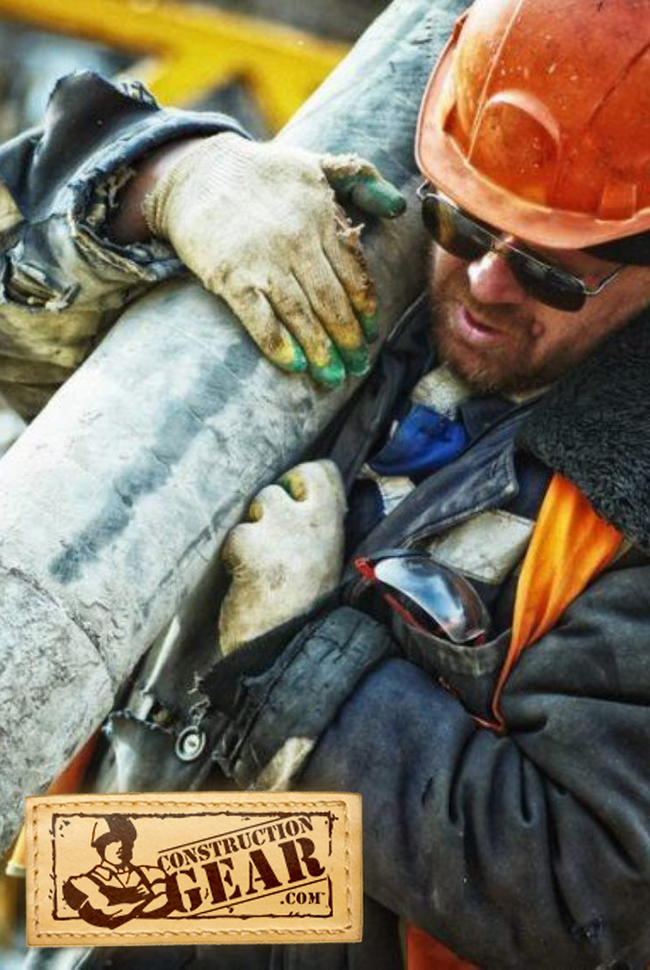 Construction Gear Catalog Cover