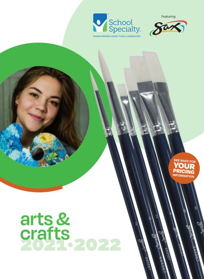 Sax Arts Catalog Cover