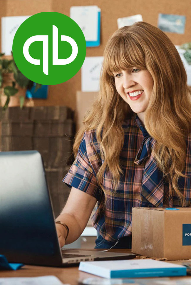 QuickBooks Accounting Software Catalog Cover