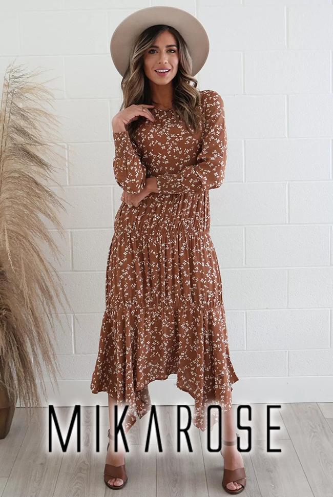 Mikarose Catalog Cover