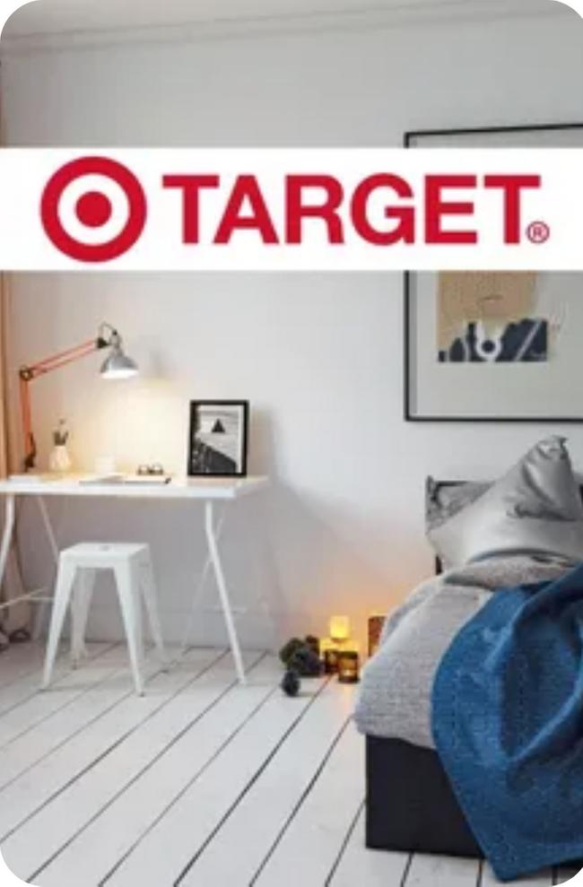 Target Dorm Catalog Cover