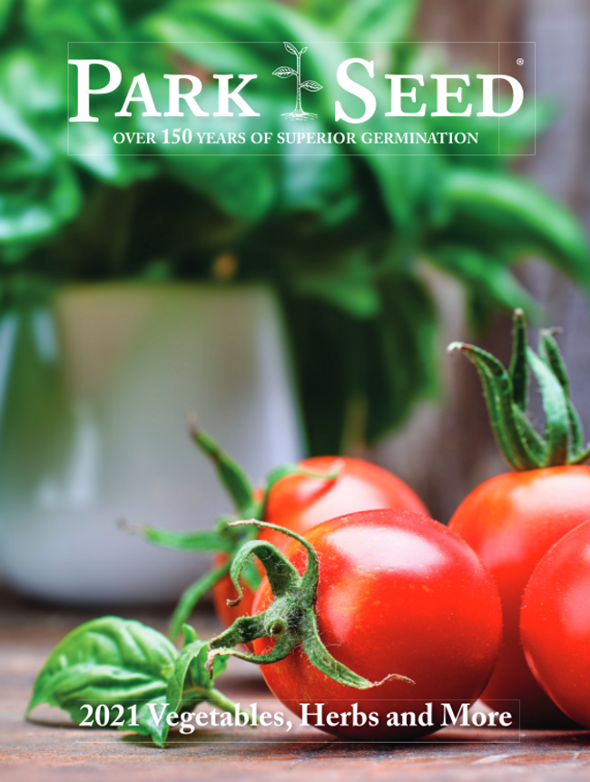 Park Seed Catalog Cover