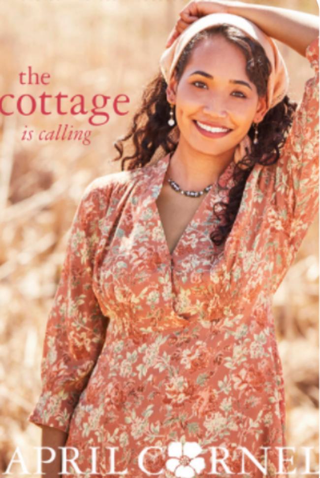 April Cornell Catalog Cover
