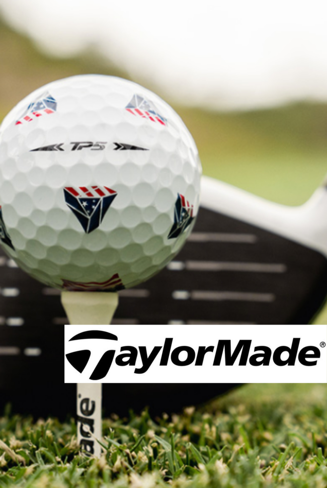 Taylor Made Golf Catalog Cover