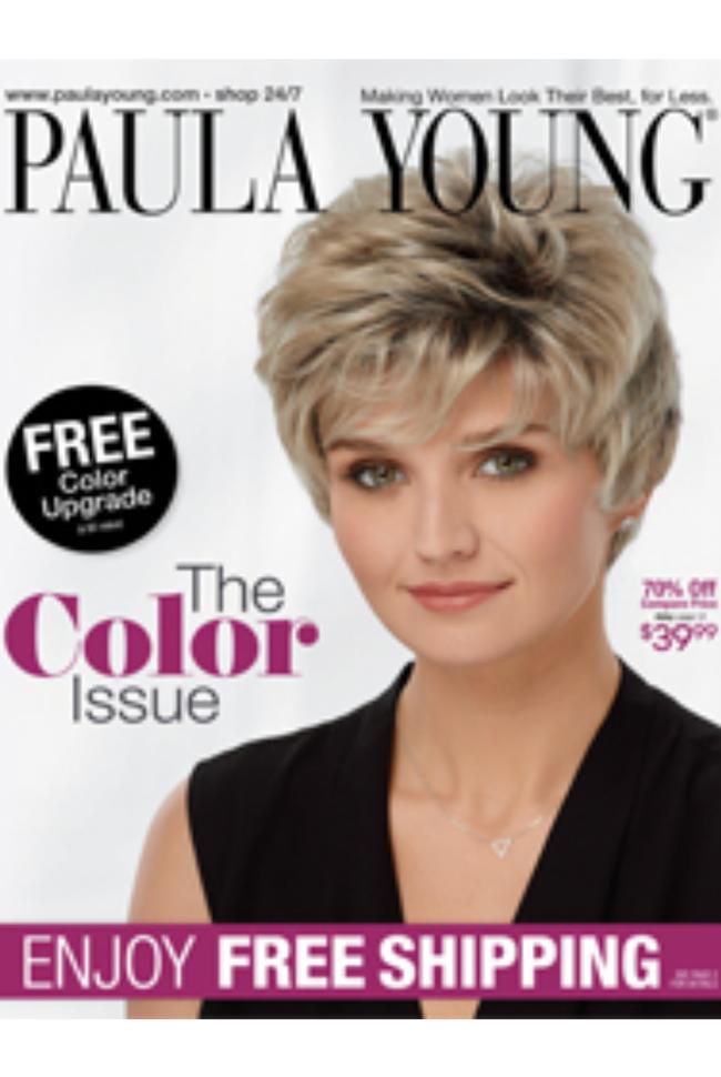 Paula Young Catalog Cover