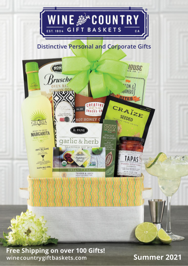 Wine Country Gifts Catalog Cover
