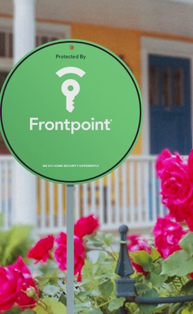 Frontpoint Security Catalog Cover