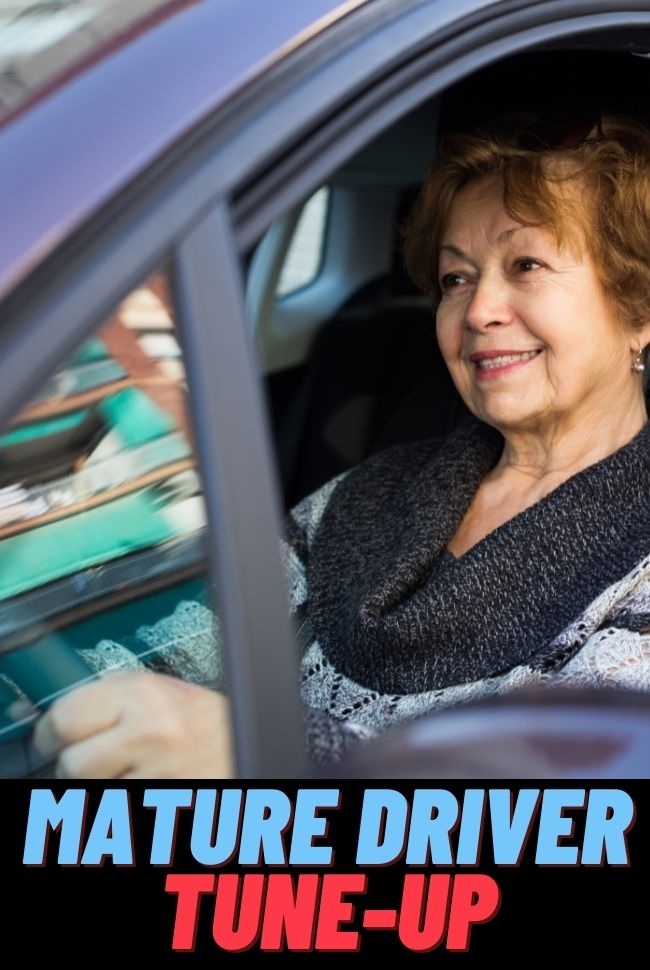 Mature Driver Tune-Up Catalog Cover