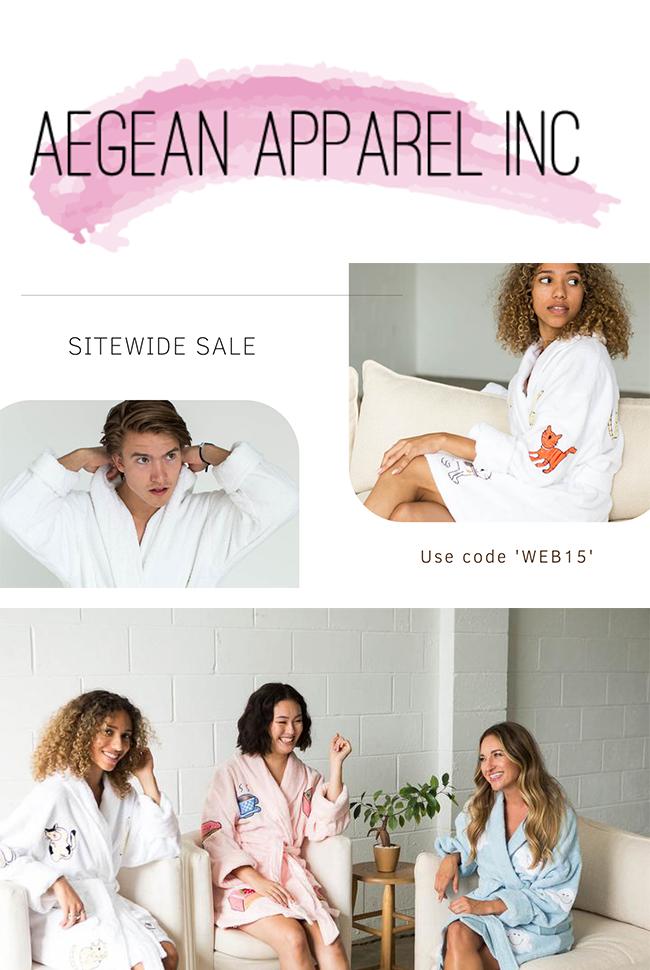 Aegean Store Catalog Cover