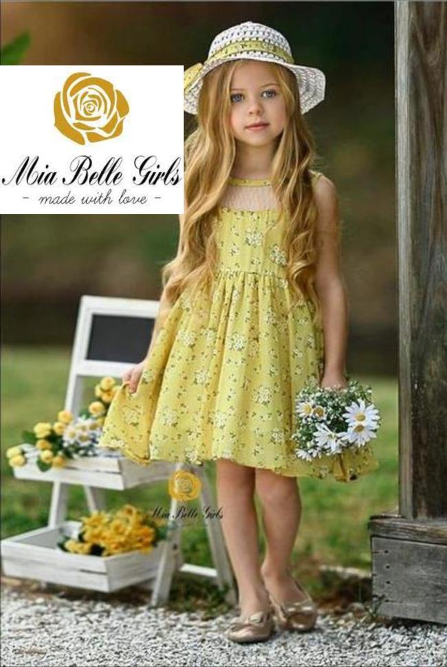 Mia Belle Baby Catalog Cover