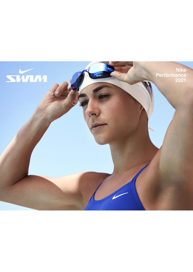Nike - Swim Catalog Cover