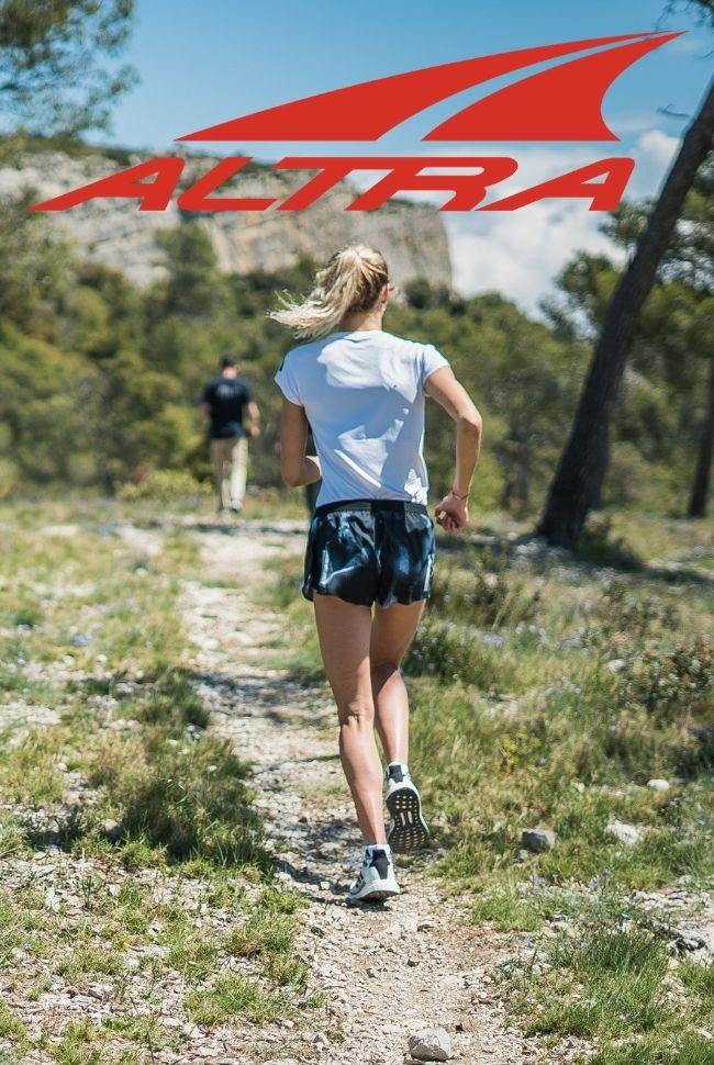 Altra Running Catalog Cover
