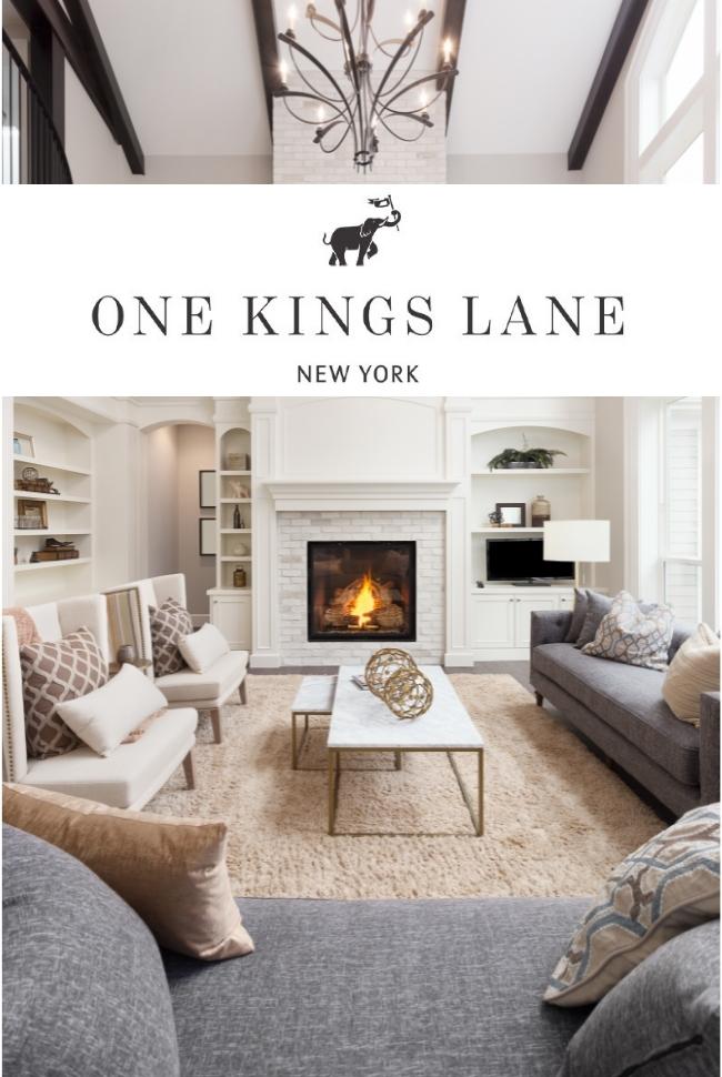 One Kings Lane Catalog Cover