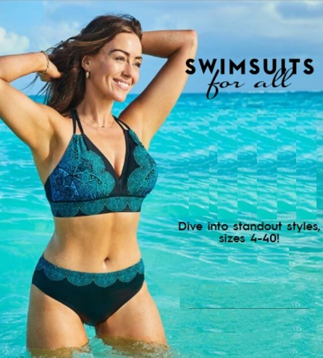 SwimsuitsForAll Catalog Cover