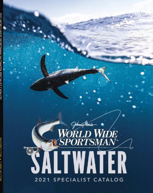 Cabela's Saltwater Master Catalog Cover
