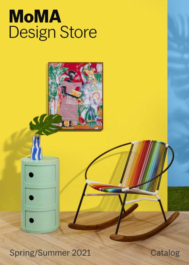 MoMA Design Store Catalog Cover