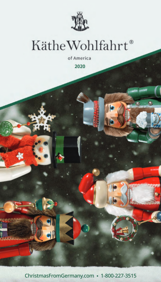 Christmas from Germany Catalog Cover