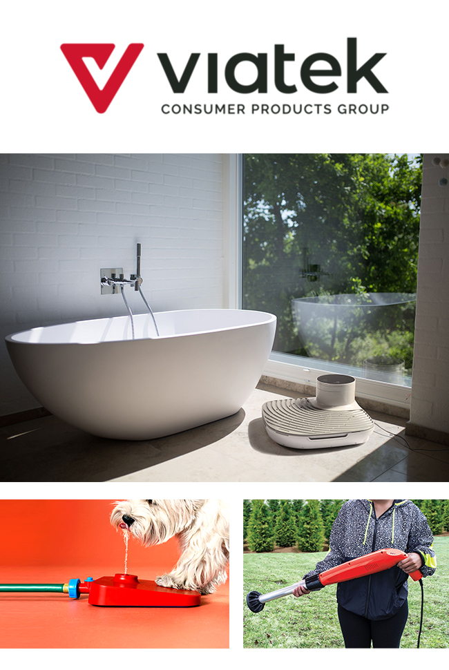 Viatek Consumer Products Catalog Cover