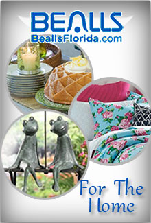 Picture of bealls home decor from Bealls - For The Home catalog