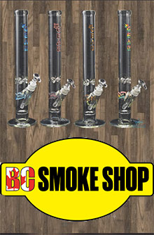 Picture of bc smoke shop from BC Smoke Shop catalog