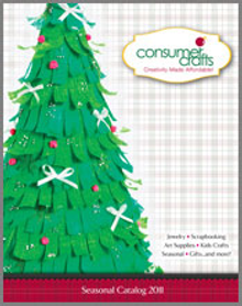 Picture of holiday crafts from ConsumerCrafts.com - Seasonal Catalog catalog