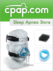 Picture of cpap supplies from CPAP.com catalog