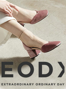 Picture of eod shoe catalog from EOD catalog