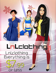 Picture of lnl clothing from LnL Clothing catalog
