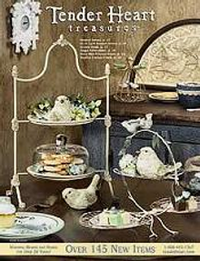 Picture of country home decor from Tender Heart Treasures catalog