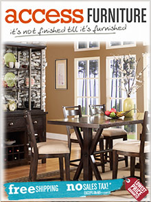 Picture of access furniture from Access Furniture catalog