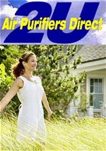 Picture of air purifiers from Air Purifiers Direct 2U catalog