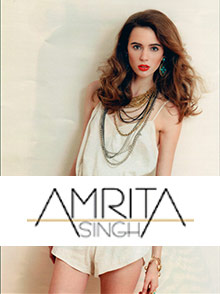 Picture of amrita singh jewelry from Amrita Singh Jewelry catalog