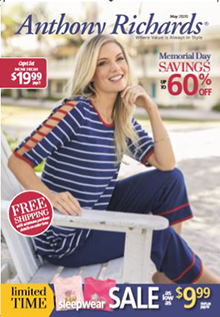 Picture of anthony richards catalog from Anthony Richards - AmeriMark Direct catalog