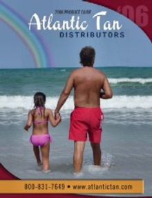 Picture of indoor tanning beds from Atlantic Tan - Tanning Beds and Supplies catalog