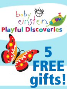 Picture of Baby Einstein DVD from Baby Einstein  catalog