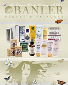 Picture of hair care products from Banler.com catalog
