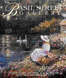 Picture of antiques and decorative arts from Basil Street Gallery catalog