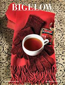Picture of gourmet tea from Bigelow Tea catalog