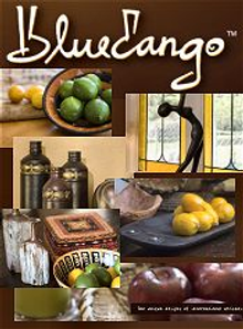 Picture of african pottery from bluedango catalog